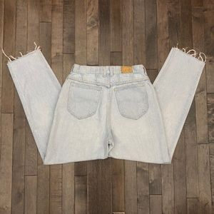 Vintage Lee Union Made Cropped jeans!